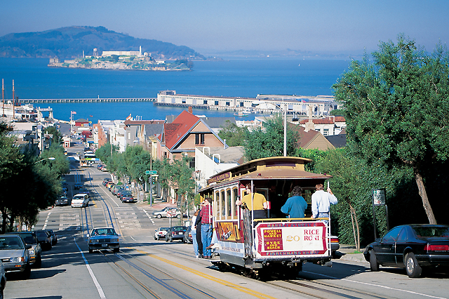 San Francisco – The cool grey city of love