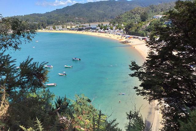 Noshing around Nelson-Tasman
