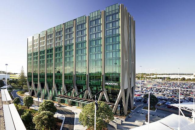 Layover at Novotel Auckland Airport