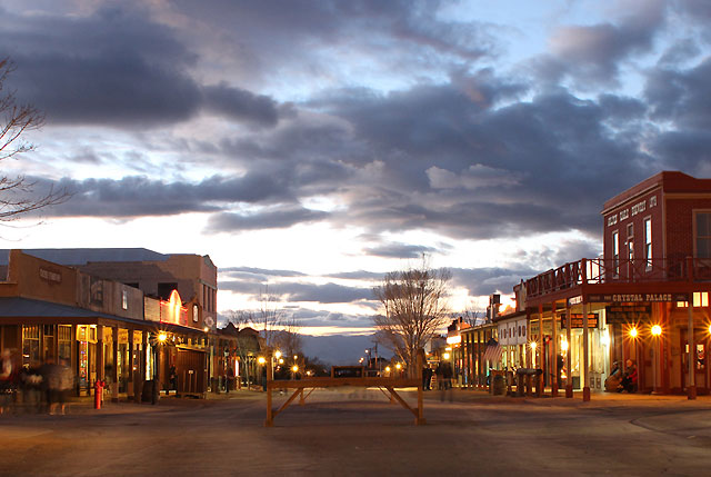 The Old West is alive in Tombstone