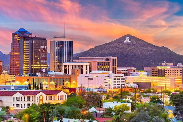 Tootling around Tucson