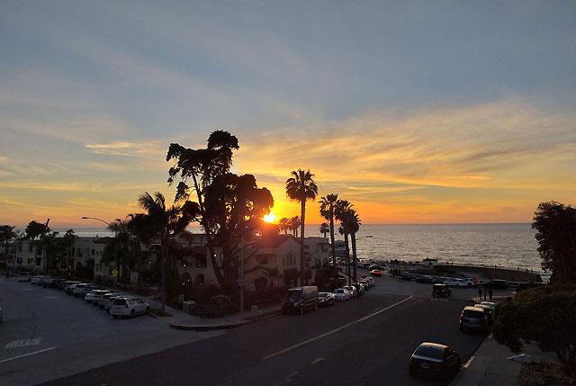 Coastal Seduction in San Diego