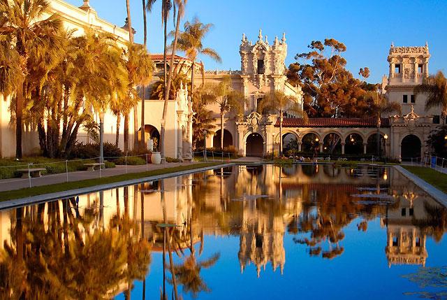 San Diego Colours