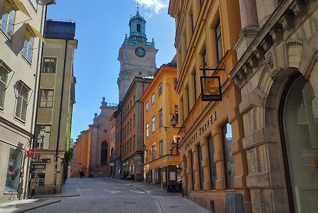 Splendour and Grace in Stockholm