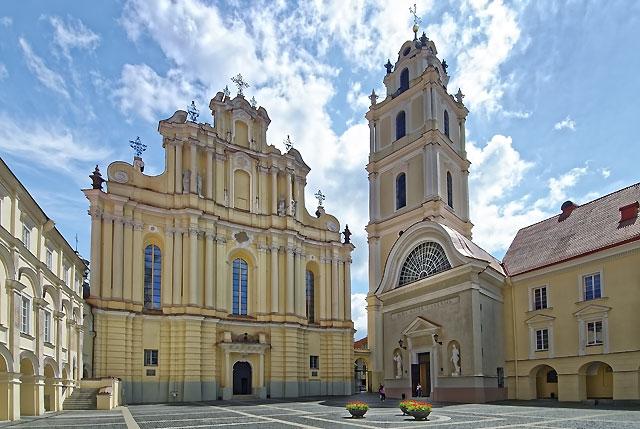 Stirring the Soul in Vilnius