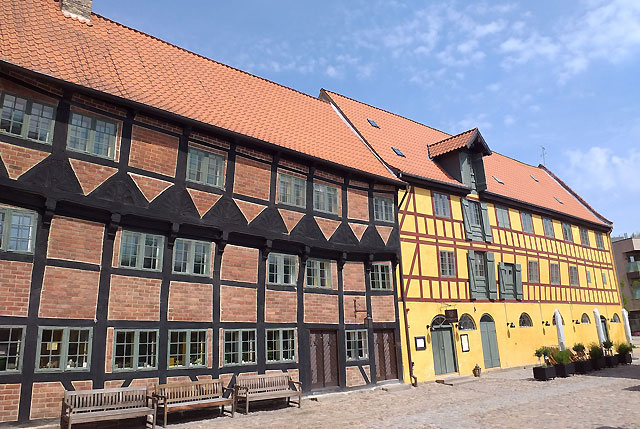 Chasing fairytales in Odense