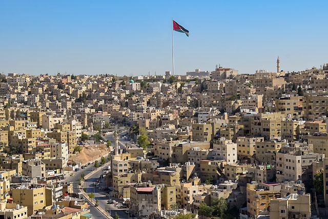 Embraced by Amman