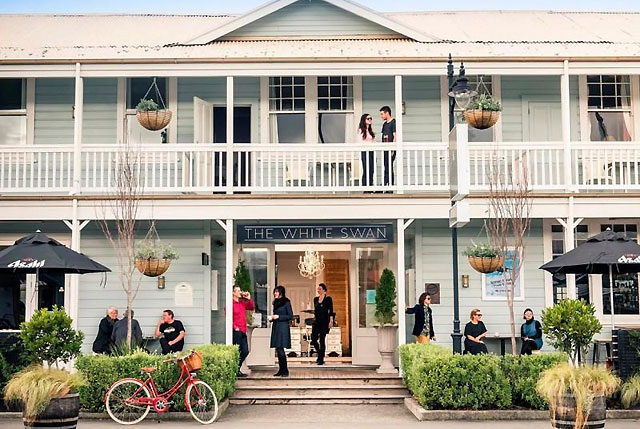 Great stays at North Island historic pubs