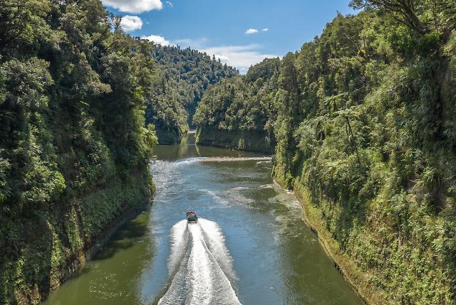 Adventures on the Whanganui River