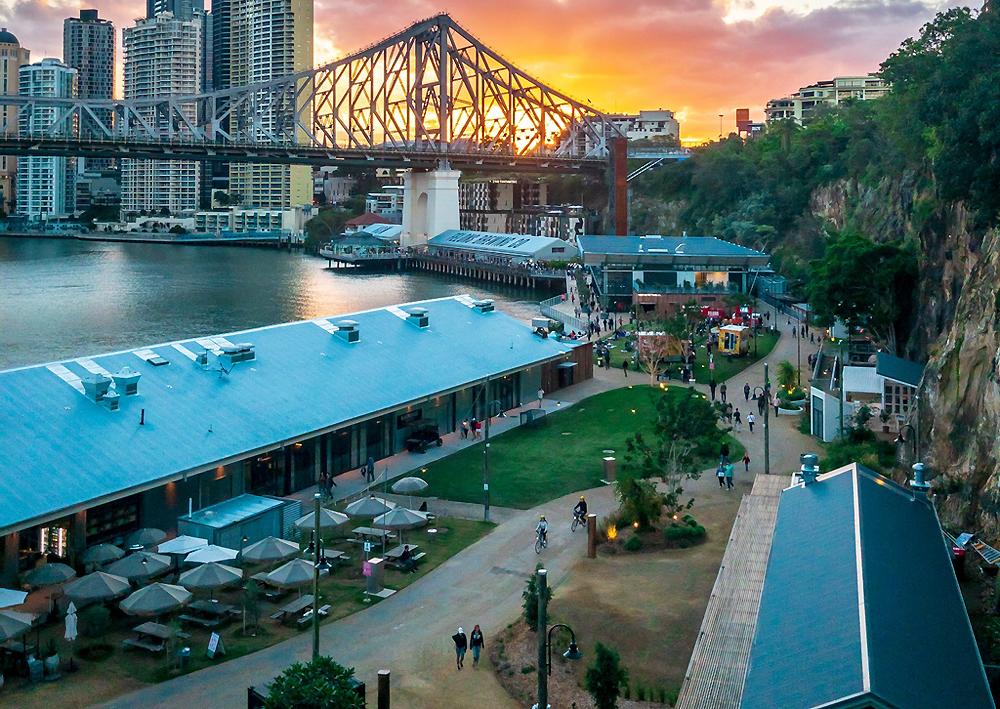 River city thrills in Brisbane