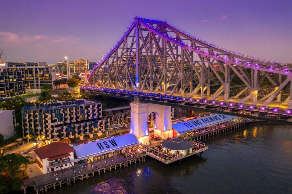 Howard Smith Wharves, Brisbane