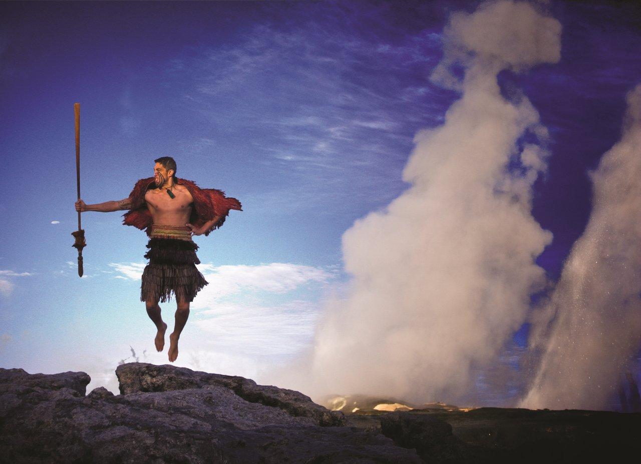 Hot & Steamy Pursuits in Rotorua