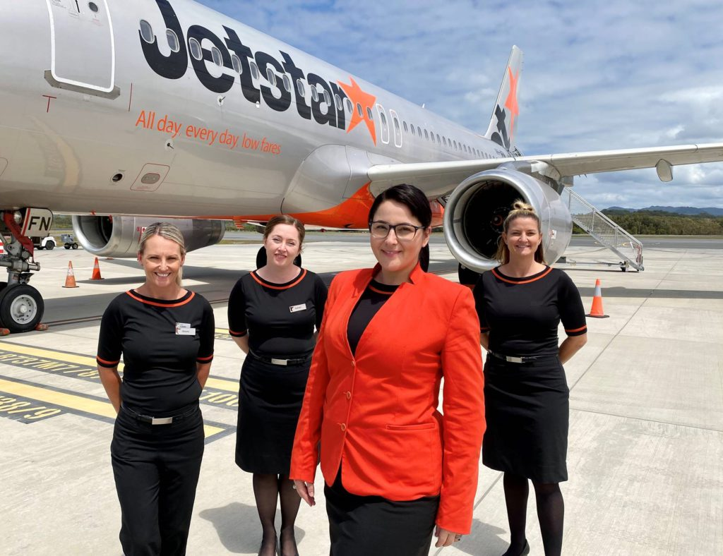 Jetstar cabin crew