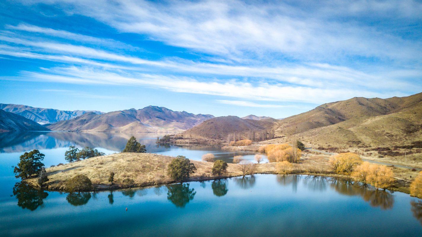 Discover Waitaki's Lakes District
