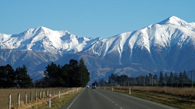Canterbury's Great Alpine Highway