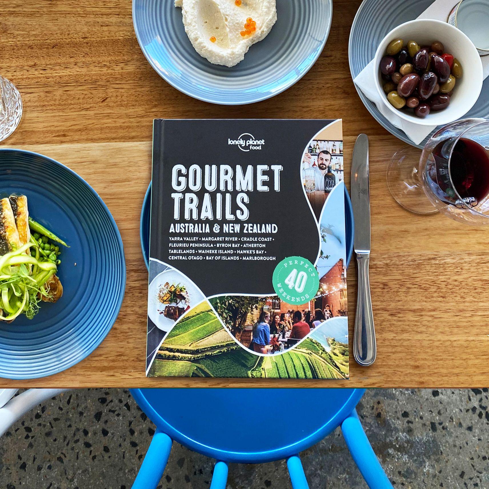 Gourmet Trails in Oz & NZ